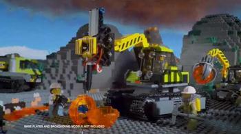 LEGO City Volcano Explorers Collection TV Spot, 'Rescue the Explorer' - Thumbnail 3