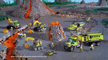 LEGO City Volcano Explorers Collection TV Spot, 'Rescue the Explorer' - Thumbnail 9