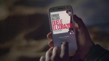 Verizon TV Spot, 'Enrique Iglesias viene por tu data: Galaxy' [Spanish] - Thumbnail 1