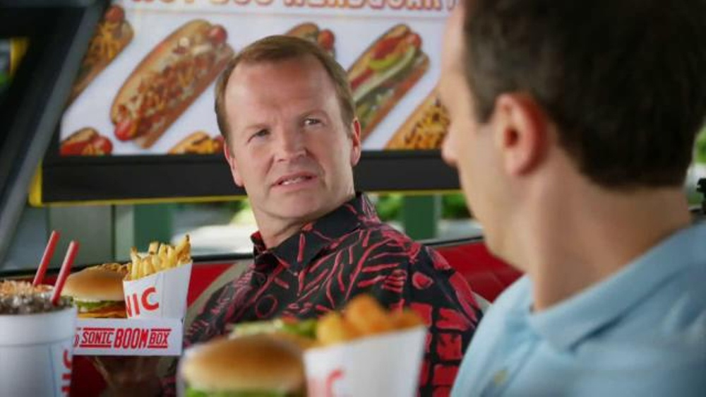 Sonic Drive-In $5 SONIC Boom Box TV Commercial, 'An Honest Deal'