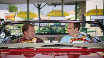 Sonic Drive-In $5 SONIC Boom Box TV Spot, 'An Honest Deal' - Thumbnail 2