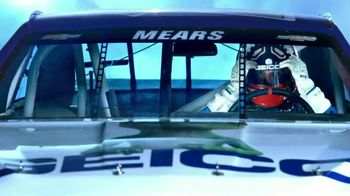 GEICO TV Spot, 'Casey Drives' Featuring Casey Mears - 106 commercial airings