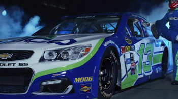 GEICO TV Spot, 'Casey Drives' Featuring Casey Mears - Thumbnail 1
