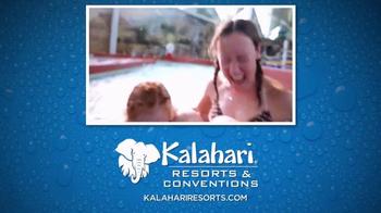 Kalahari Resort and Convention Center TV Spot, 'Book Now' - Thumbnail 10