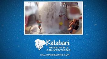 Kalahari Resort and Convention Center TV Spot, 'Book Now' - Thumbnail 2