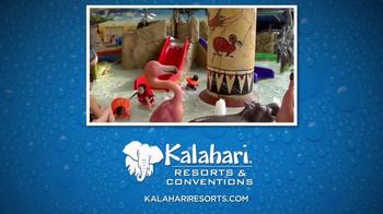 Kalahari Resort and Convention Center TV Spot, 'Book Now' - Thumbnail 3