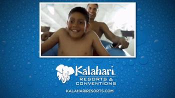 Kalahari Resort and Convention Center TV Spot, 'Book Now' - Thumbnail 4