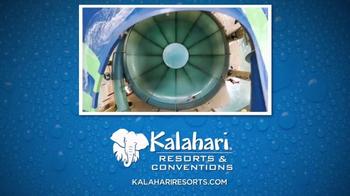 Kalahari Resort and Convention Center TV Spot, 'Book Now' - Thumbnail 5