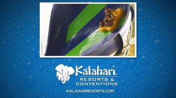 Kalahari Resort and Convention Center TV Spot, 'Book Now' - Thumbnail 6