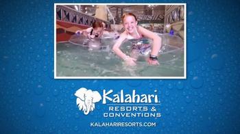 Kalahari Resort and Convention Center TV Spot, 'Book Now' - Thumbnail 7