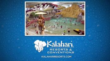 Kalahari Resort and Convention Center TV Spot, 'Book Now' - Thumbnail 8