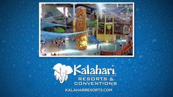 Kalahari Resort and Convention Center TV Spot, 'Book Now' - Thumbnail 9