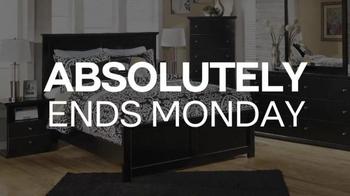 Ashley Furniture Homestore Sale & Clearance Event TV Spot, 'Final Weekend'