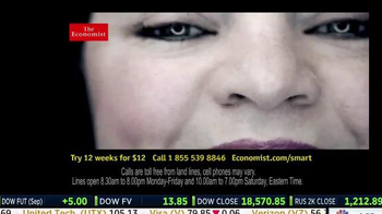 The Economist TV Spot, 'Another Reader' - 288 commercial airings