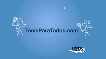 USTA TV Spot, 'El tenis' con Mary Jo Fernández [Spanish] - Thumbnail 7
