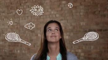 USTA TV Spot, 'El tenis' con Mary Jo Fernández [Spanish] - Thumbnail 5