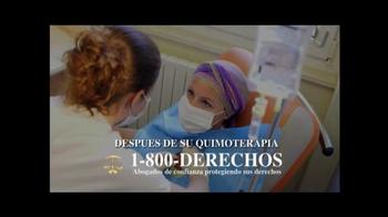 1-800-DERECHOS TV Spot, 'Taxotere' [Spanish] - Thumbnail 3