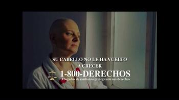 1-800-DERECHOS TV Spot, 'Taxotere' [Spanish] - Thumbnail 5