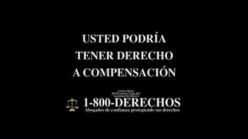 1-800-DERECHOS TV Spot, 'Taxotere' [Spanish] - Thumbnail 8
