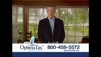 Optima Tax Relief TV Spot, 'IRS' Featuring Alan Thicke - Thumbnail 2