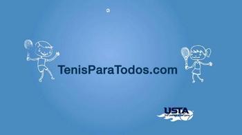 USTA TV Spot, 'Tenis Para Todos' con Gigi Fernández [Spanish] - Thumbnail 10