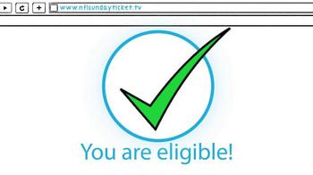 DIRECTV NFL Sunday Ticket TV Spot, '2016 Eligibility' - Thumbnail 7