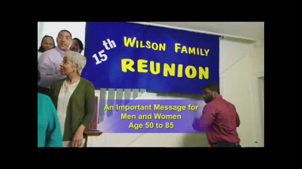 Colonial Penn TV Commercial, 'Family Reunion' Featuring Alex Trebek