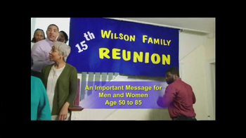 Colonial Penn TV Spot, 'Family Reunion' Featuring Alex Trebek - 1077 commercial airings