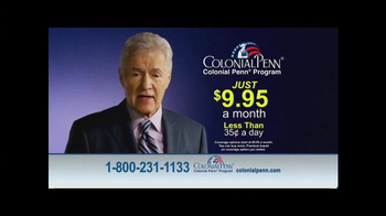 Colonial Penn TV Spot, 'Family Reunion' Featuring Alex Trebek - Thumbnail 7