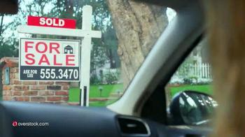 Overstock.com Back to Savings Sale TV Spot, 'New Home' - Thumbnail 1