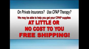 Americare Respiratory Services TV Spot, 'Sleep Apnea Sufferers' - Thumbnail 1