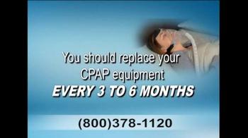 Americare Respiratory Services TV Spot, 'Sleep Apnea Sufferers' - Thumbnail 2