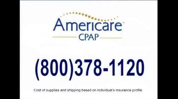 Americare Respiratory Services TV Spot, 'Sleep Apnea Sufferers' - Thumbnail 3