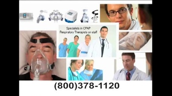 Americare Respiratory Services TV Spot, 'Sleep Apnea Sufferers'