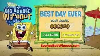 Sonic Drive-In Wacky Pack Kids Meal TV Spot, 'SpongeBob's Wipeout' - Thumbnail 7