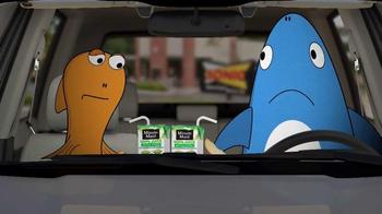 Sonic Drive-In Wacky Pack Kids Meal TV Spot, 'SpongeBob's Wipeout' - Thumbnail 4