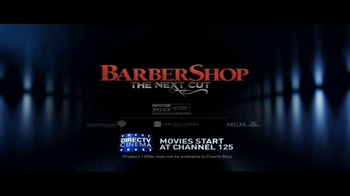 DIRECTV Cinema TV Spot, 'Barbershop: The Next Cut' - Thumbnail 8