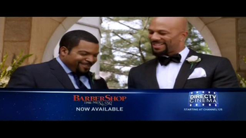 DIRECTV Cinema TV Spot, 'Barbershop: The Next Cut' - Thumbnail 1