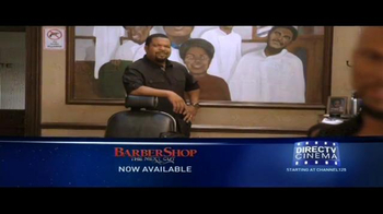 DIRECTV Cinema TV Spot, 'Barbershop: The Next Cut' - Thumbnail 4
