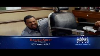 DIRECTV Cinema TV Spot, 'Barbershop: The Next Cut' - Thumbnail 5