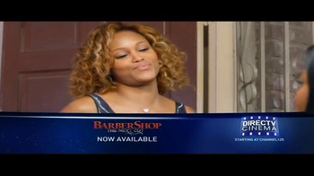 DIRECTV Cinema TV Spot, 'Barbershop: The Next Cut' - Thumbnail 6
