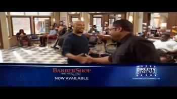 DIRECTV Cinema TV Spot, 'Barbershop: The Next Cut' - Thumbnail 7