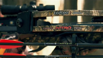 TenPoint Carbon Nitro RDX TV Spot, 'The Perfect Hunting Crossbow' - Thumbnail 5
