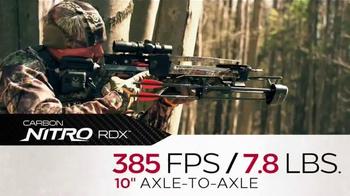 TenPoint Carbon Nitro RDX TV Spot, 'The Perfect Hunting Crossbow' - Thumbnail 6