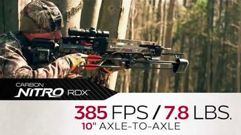 TenPoint Carbon Nitro RDX TV Spot, 'The Perfect Hunting Crossbow' - Thumbnail 7