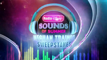 Radio Disney Sounds of Summer Meghan Trainor Sweepstakes TV Spot, 'Tour' - Thumbnail 2