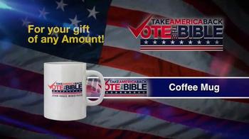 John Hagee Ministries TV Spot, 'Vote the Bible' - Thumbnail 4