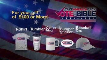 John Hagee Ministries TV Spot, 'Vote the Bible' - Thumbnail 5