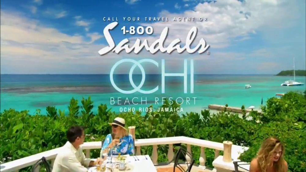 07c943fca4e12 Sandals Ochi Beach Resort TV Commercial
