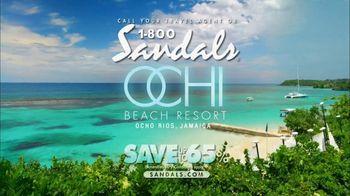 Sandals Ochi Beach Resort TV Spot, 'New and Now' - Thumbnail 10